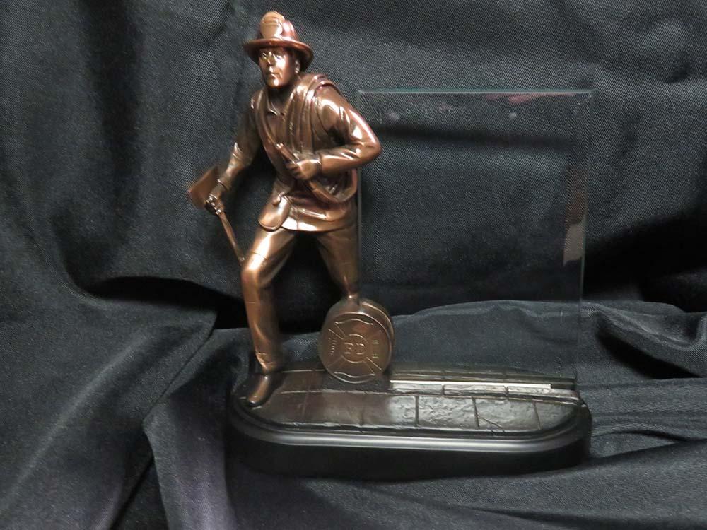 fireman trophy