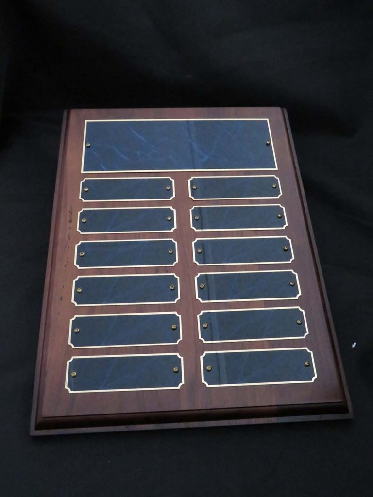 blank wood plaques
