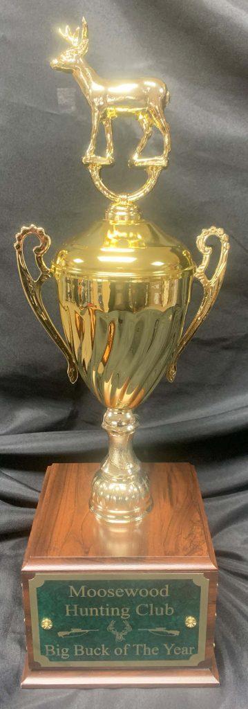 Hunting Club trophy