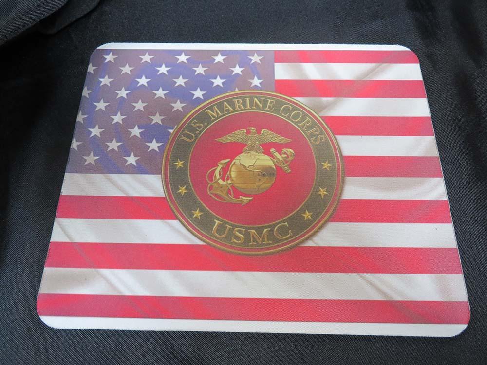 US Marine Corps Mouse Pad